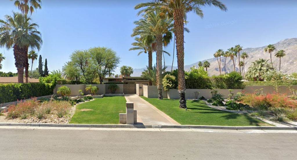 Can I go inside frank sinatra house, cost